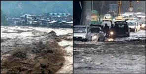 national: uttarkashi aarakot cloudburst disaster impact