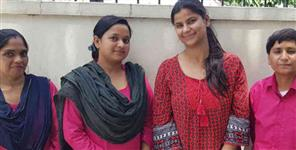 haridwar: meet first women team of dehradun running cab