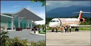 Dehradun airport look to be changed