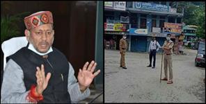 Corona curfew in Uttarakhand till 18 May update