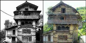 Panchpura bhawan koti banal style are earthquake proof