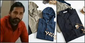Fashion designer earning lakhs by making clothes from kandali