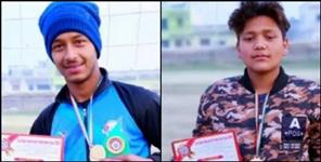 Uttarakhand boy garvit and harshit will represent india