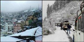 Rain and snowfall alert in uttarakhand school to be closed