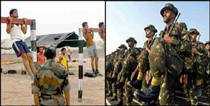 dehradun: Army recruitment for Uttarakhand youth on 17 october