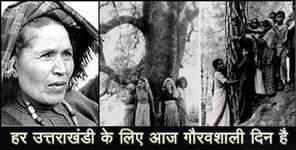 chipko movement story of uttarakhand