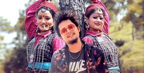 latest uttarakhand news: kishan mahipal new song gori tera ghagra