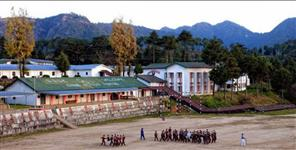 Admission process started in Sainik school ghodakhal