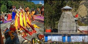 Mata sati anusuya fair begins in chamoli