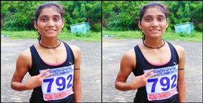 Ankita dhyni will take part in world athletics championship