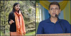 Ias mangesh ghildiyal and ias swati s bhadauria in fame india top 50 dm list