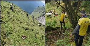 4 male skeletons found in Kedarnath