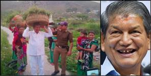harish rawat congress candidate from nainital