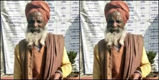 पोस्टमार्टम: Sadhu reached in police station in uttarakhand