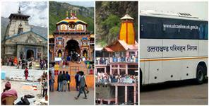 ROADWAYS IS READY TO BOOST CHAR DHAM YATRA