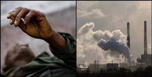 Factory pollution making people ill in roorkee