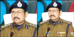 3 policemen line up in Dehradun SSP