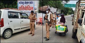 Four Kanwariyas coming to Haridwar arrested