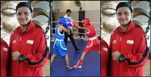 pithoragarh: Neha kasanyal will play in asian youth women boxing competition