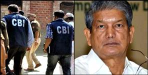 national: Harish rawat attacked on govt