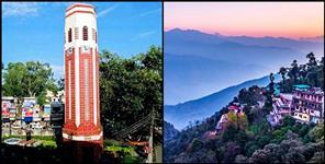 Air Quality Index in Uttarakhand