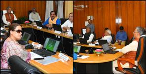 e cabinet meeting of trivendra govt