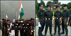 Garhwal Rifle Passing Out Ceremony Lansdowne