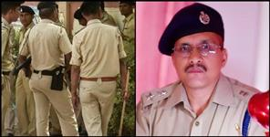 Udham Singh Nagar SSP suspended the constable