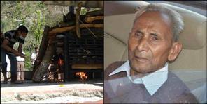 Uttar Pradesh News: CM yogi father crimination at rishikesh