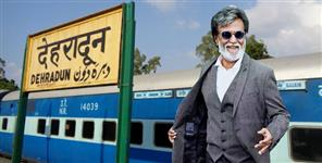 उमा भारती: Superstar rajinikanth film shooting in uttarakhand