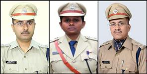 IPS officers transferred in Uttarakhand