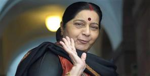 national: Shushma swaraj passed away