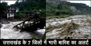 weather forecast rain forecast uttarakhand