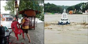 weather alert in uttarakhand due to heavy rain