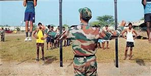 pithoragarh: Army recruitment in pithoragarh from tomorrow