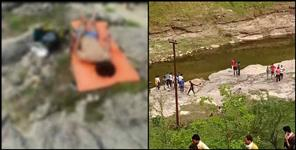 Two youths drowned in Almora Kosi river