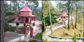 almora: Nasa shocked to see powar of kasar devi temple