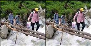 Difficulties increased after flood in Uttarkashi