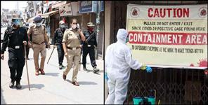 Containment zone in Uttarakhand May 9