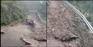 Ukhimath Chopta Road Landslide