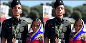 rudraprayag: Army man from remote village won gold medal