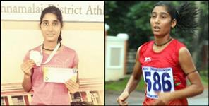 Ankita won gold medal in national junior athletics championship