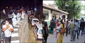 Hospital and Morchari full in Dehradun