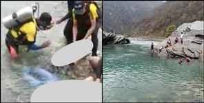tehrigarhwal news : Two youths drown in Tehri Garhwal river