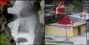 editorial: Devi saraswati temple of mana uttarakhand