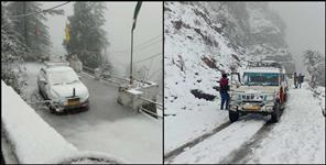 Snowfall in uttarakhand school to be closed