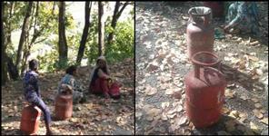 Pauri garhwal gas agency problem