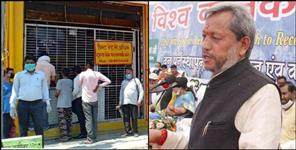 Liquor shops will close in Haridwar Rishikesh
