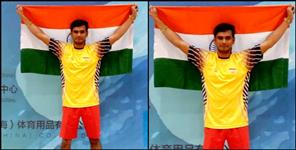 special: Manoj sarkar won gold on world para-badminton championship