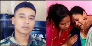 story of uttarakhand martyer sandeep thapa